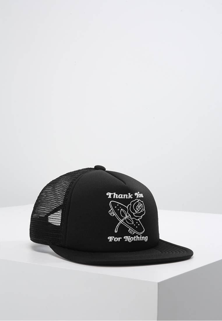 1cc9bcd3d28f THANKSTRUCKER - Gorra - black en 2019 | gorras adidas/vans | Gorra ...