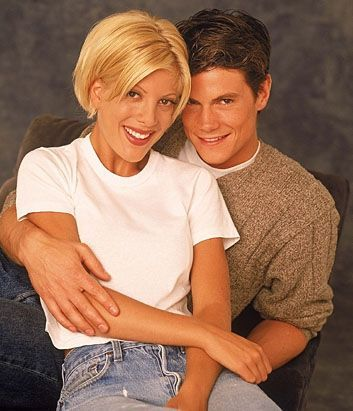 Joe Bradley & Donna Martin | soap opera love | Pinterest | Beverly ...