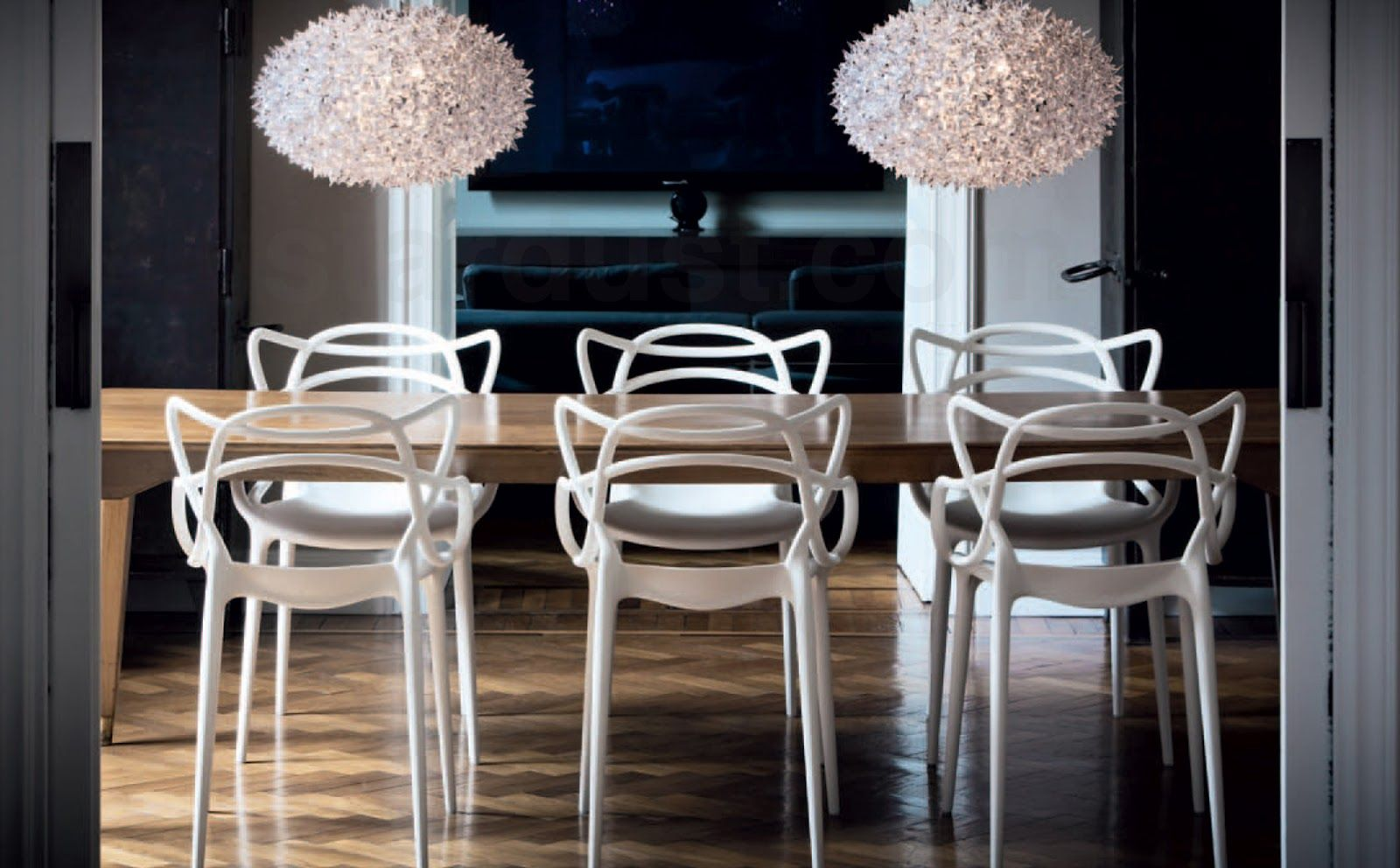kartell dining chairs - Google Search | house | Pinterest | Masters ...