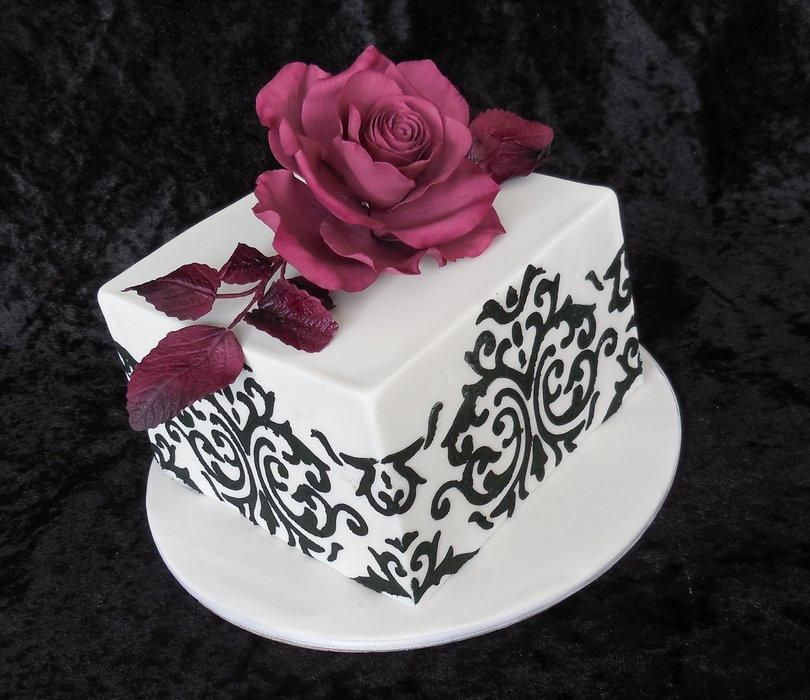 Mums 82nd birthday Cake by Unusual cakes for you Birthday Cakes