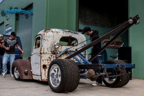 Rat Rod Tow Truck Rat Rods Truck Rat Rod Rats