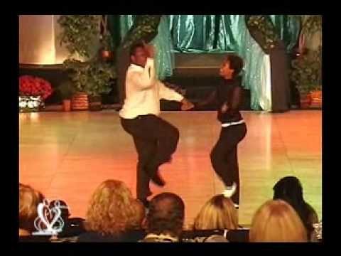 Strictly Hand Dance Winners Xavier Yound Deonna Ball 2009 Us Open Hand Dancing Swing Dance Dance