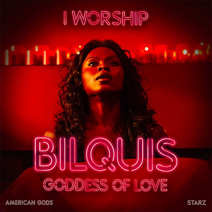 What Do You Worship American Gods Goddess Of Love