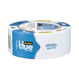 3m scotchblue 1 88 in x 60 yds original multi use painter s tape rh pinterest com