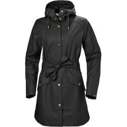 Photo of Helly Hansen Woherr Kirkwall Ii Raincoat Rain Winterjacke Black Xl