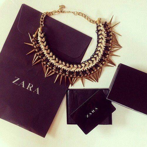 Cordão Zara