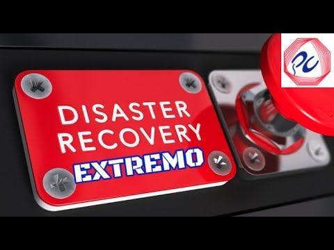 Servicio De Drp Disaster Recovery Plan  Pc Rent  Videografias