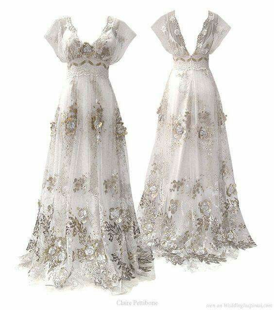 Pin By Alena Watson On Fashion Wedding Gown Inspiration Edwardian Wedding Dress Beautiful Gowns