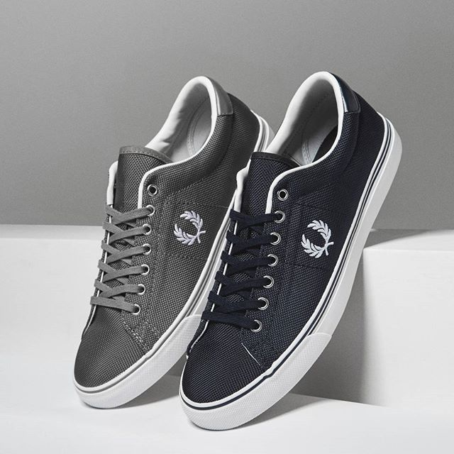 Fred Perry Underspin trainer
