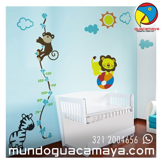 Cuadros Y Vinilos Decorativos Habitaciones Bebés Baby Decor -  custom pontoon decals