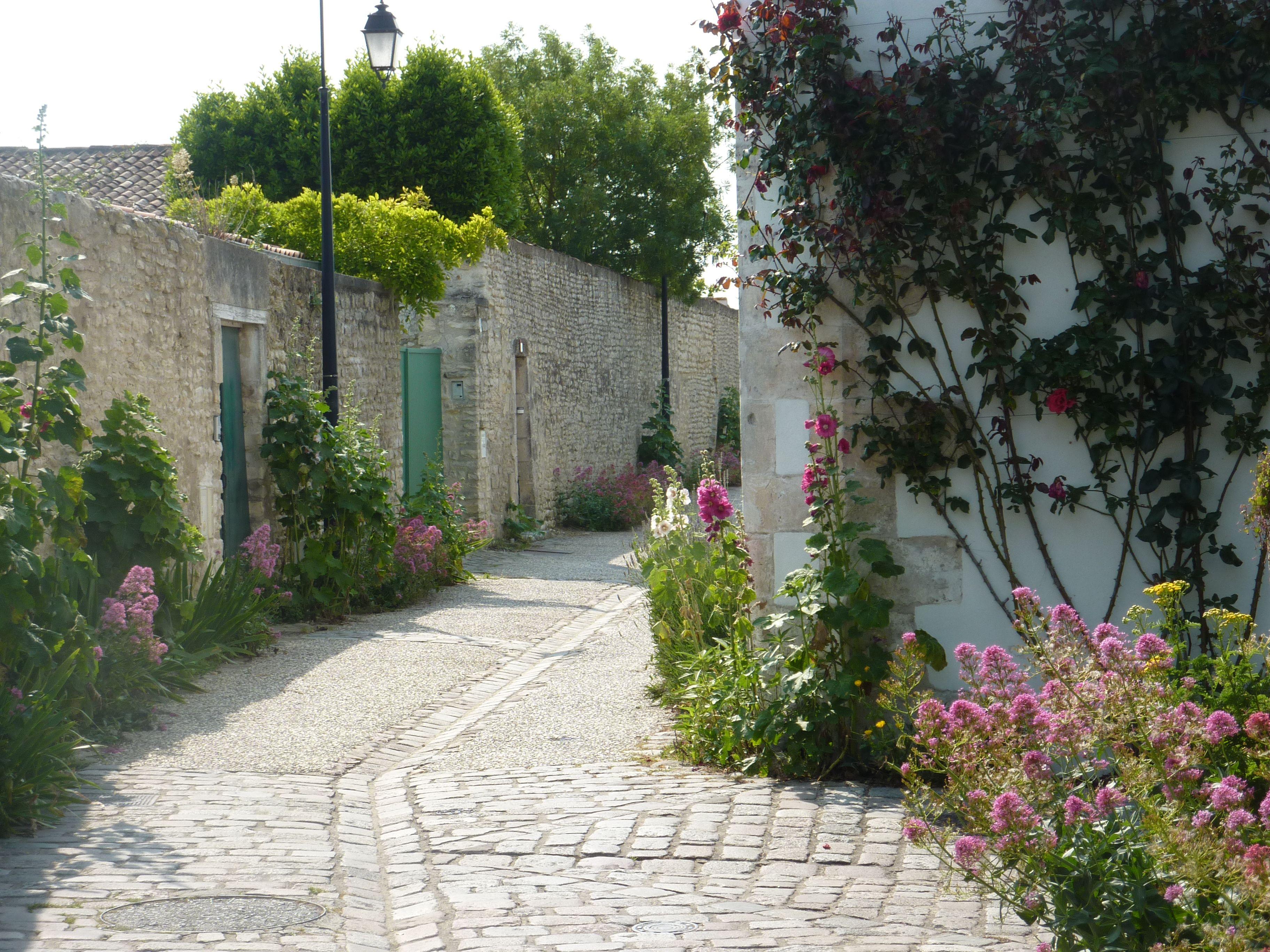St-Martin-de-Ré on Ile de Ré