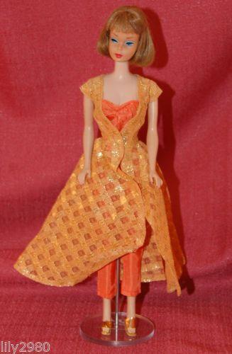 Long Hair American Girl Barbie
