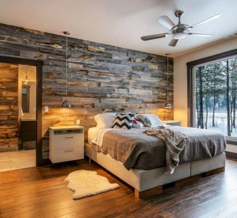 18 Wandverkleidung holz schlafzimmer