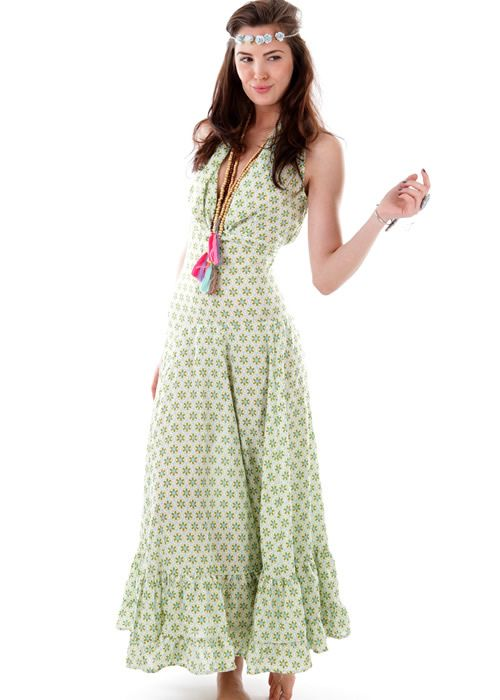German Maxi Dresses