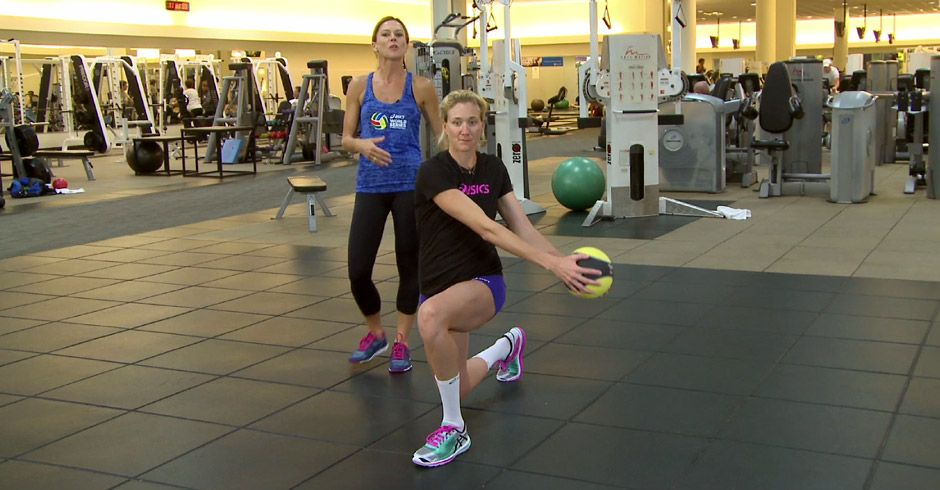 Asicsamerica Com Volleyball Training Volleyball Tips Strength Training Workouts