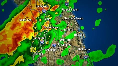 orlando radar weather map Radar Orlando Florida Flagler Beach Flagler Orlando orlando radar weather map