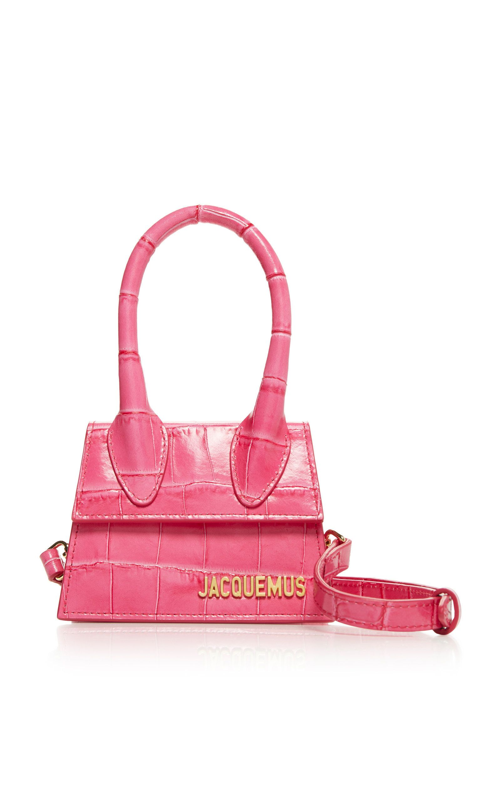 920c7dc5af Le Chiquito Leather Mini Bag by JACQUEMUS Now Available on Moda Operandi