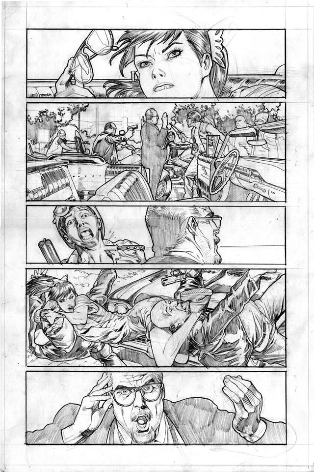 Pin By Marcel Braga On Comic Pages    Comic Storyboard