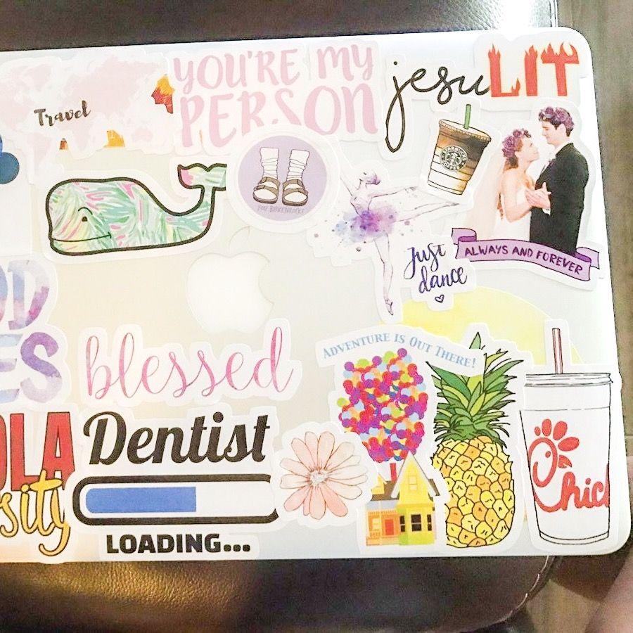 Caro Owens Designs Shop Computer Sticker Laptop Stickers