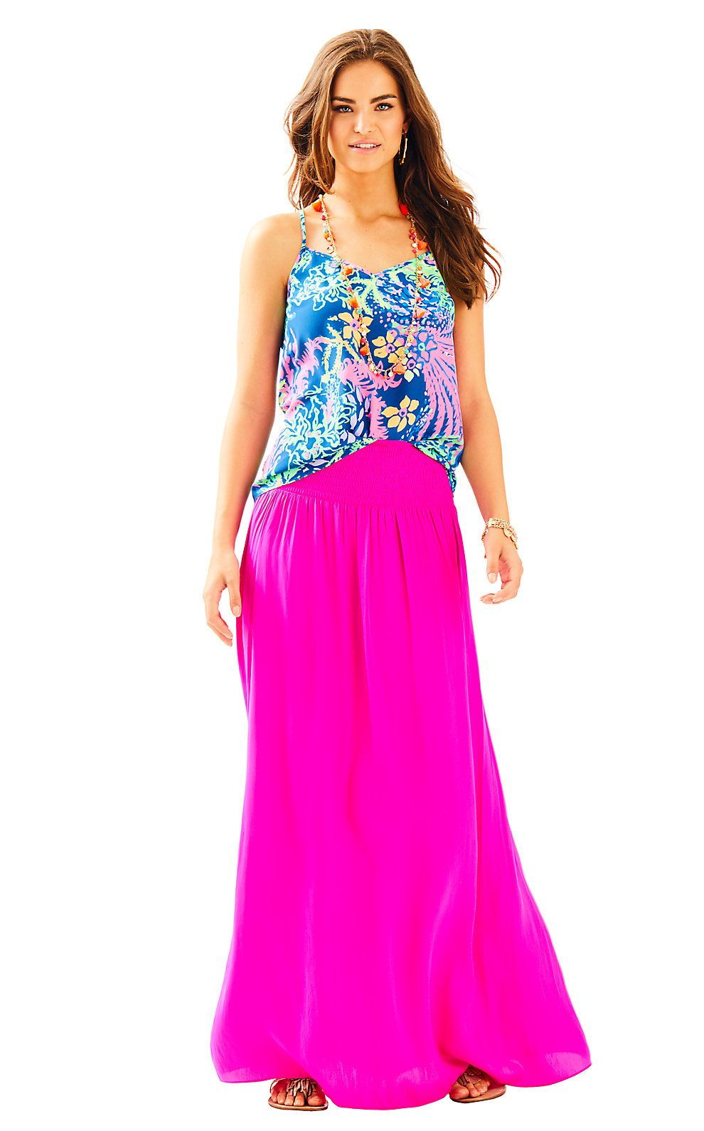 4d13107f86 Bohdi Maxi Skirt | Lilly Pulitzer New Arrivals: For Women | Skirts ...