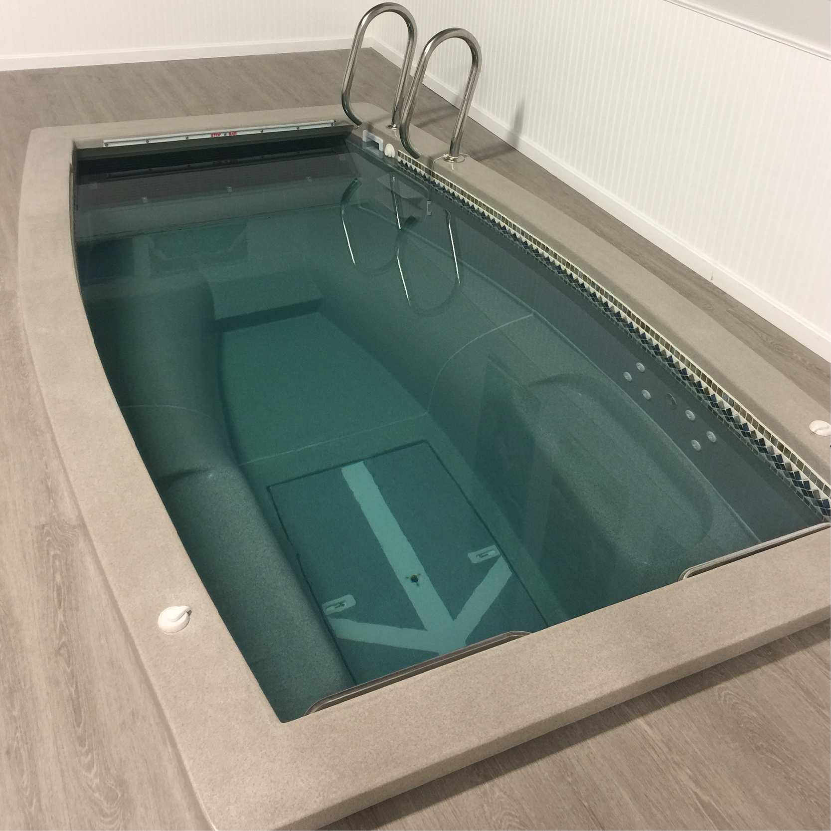 Learn About Swimex Residential Swim Spas Easy To Maintain And Economical To Run Our Lap Pools Resistance P Swim Spa Indoor Pool Design Swimming Pool Designs
