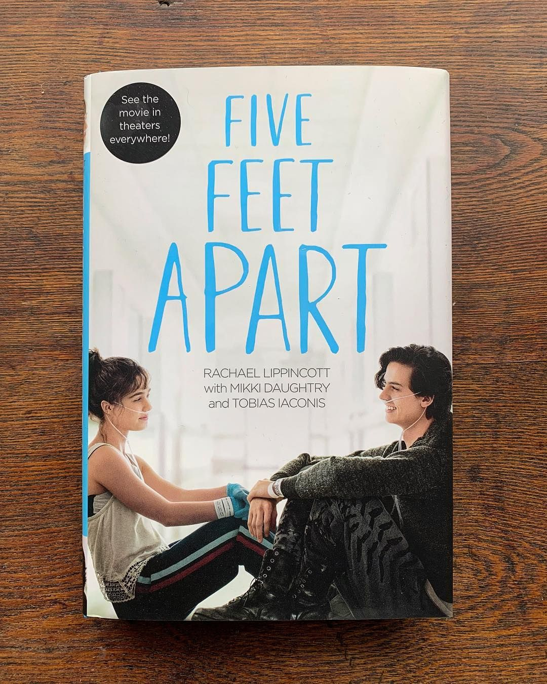 Movie Tie-in Edition Of Five Feet Apart