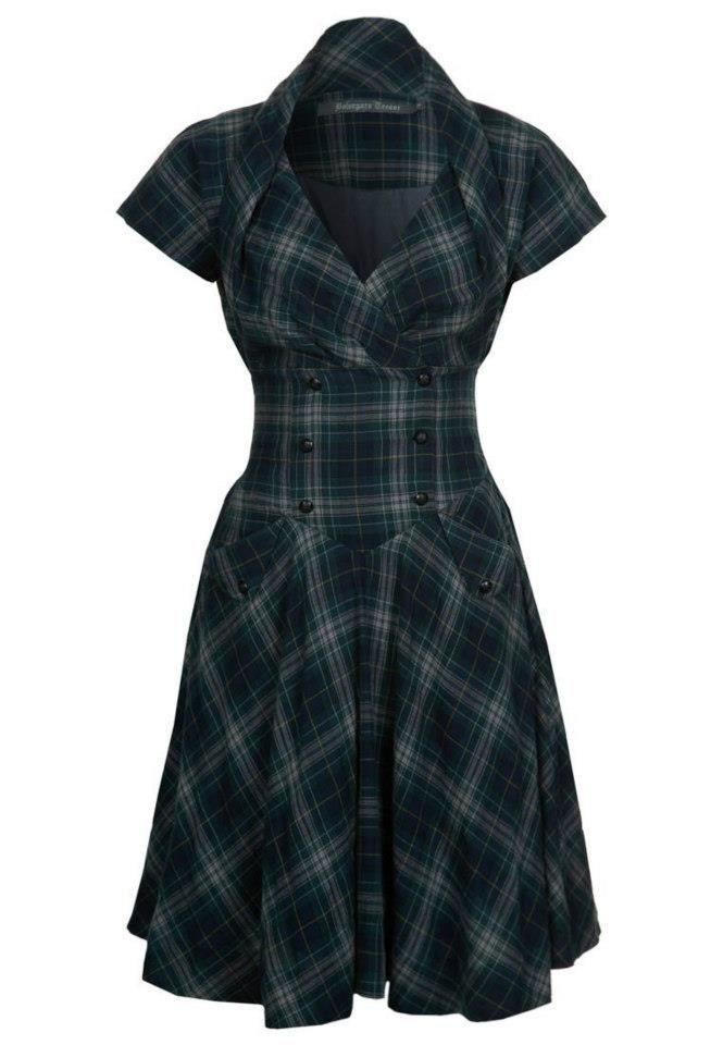 Stylight Boutique De Mode Chaussures En Ligne Everyday Dresses Tartan Fashion Clothes Design