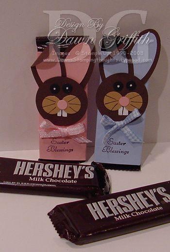 Easter Bunnies DIY
