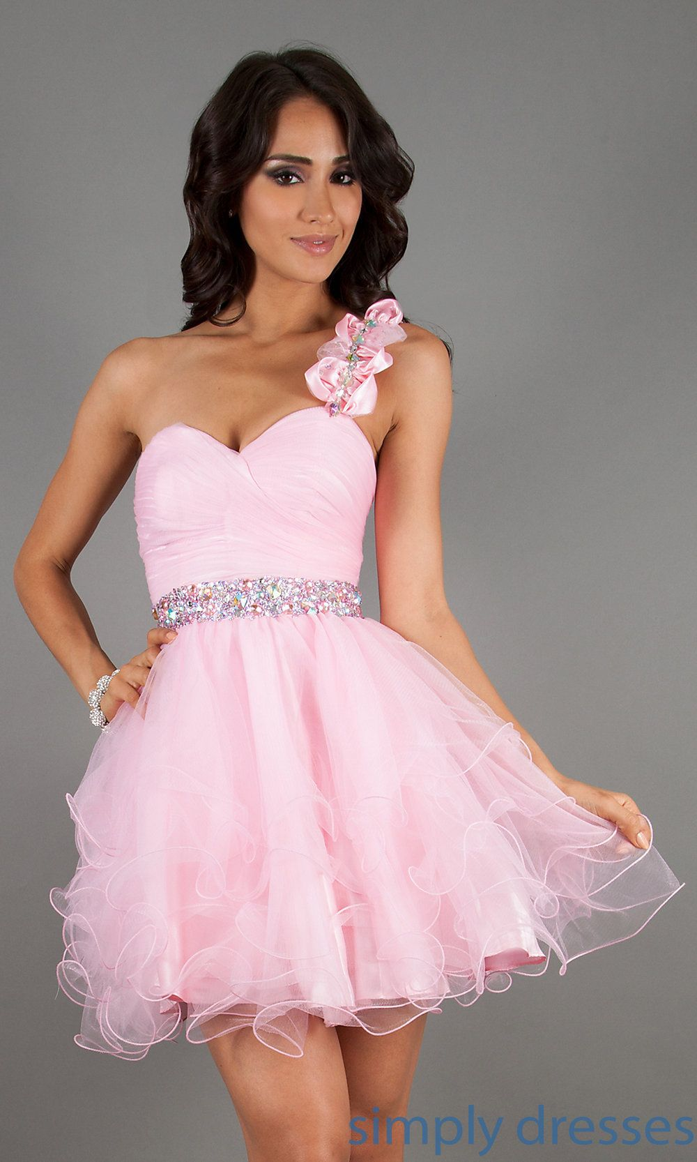 View Dress Detail: DQ-8426 | Homecoming Dresses for Mary | Pinterest