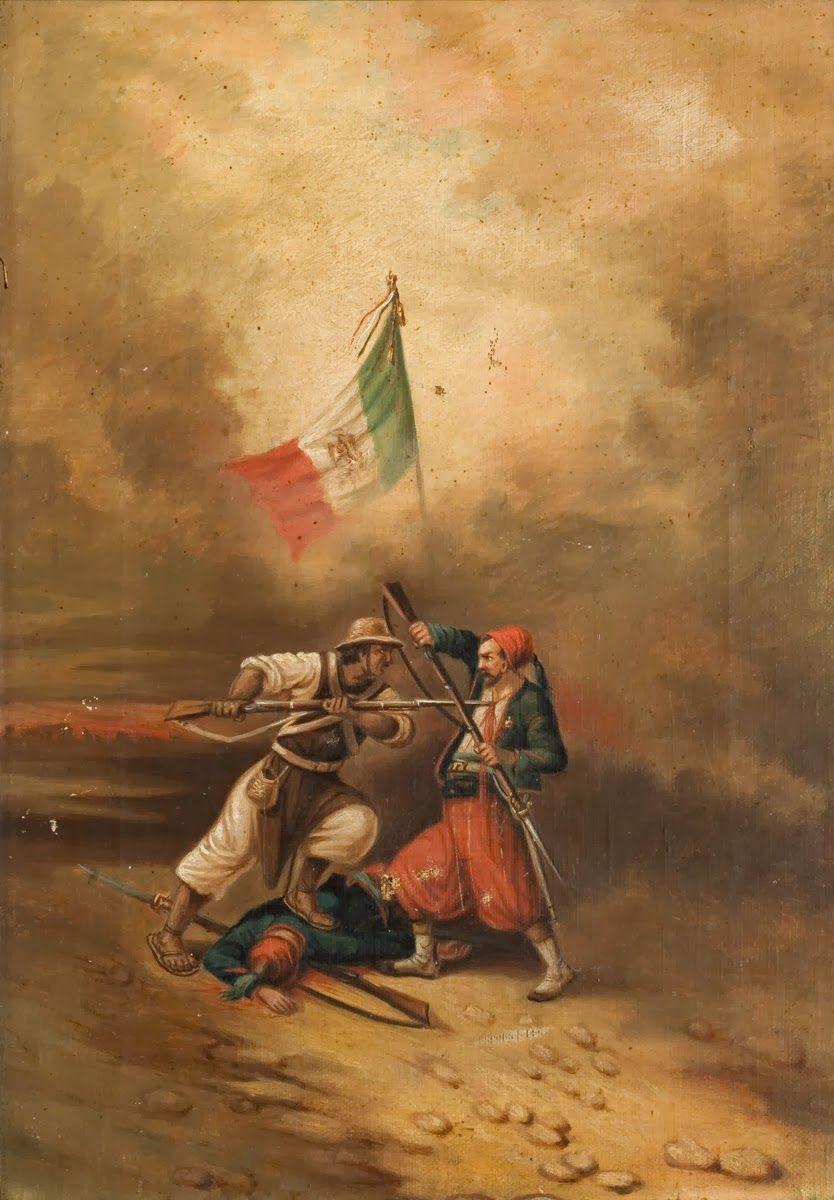 Intervencion Francesa Historia Mexicana Historia De Mexico