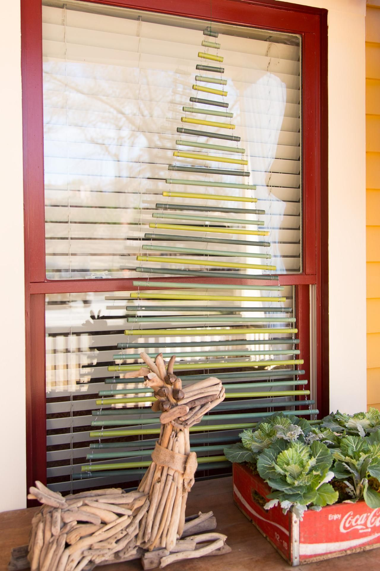 Get a jumpstart on the holidays with these DIY decorating ideas.