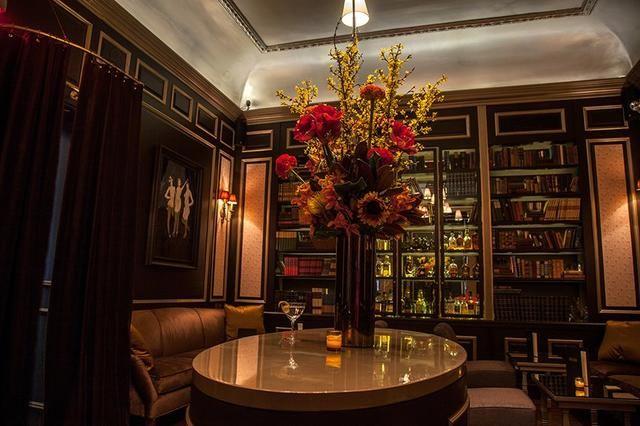 Raines Law Room At The William Speakeasy Speakeasy Bar Seasonal Cocktail