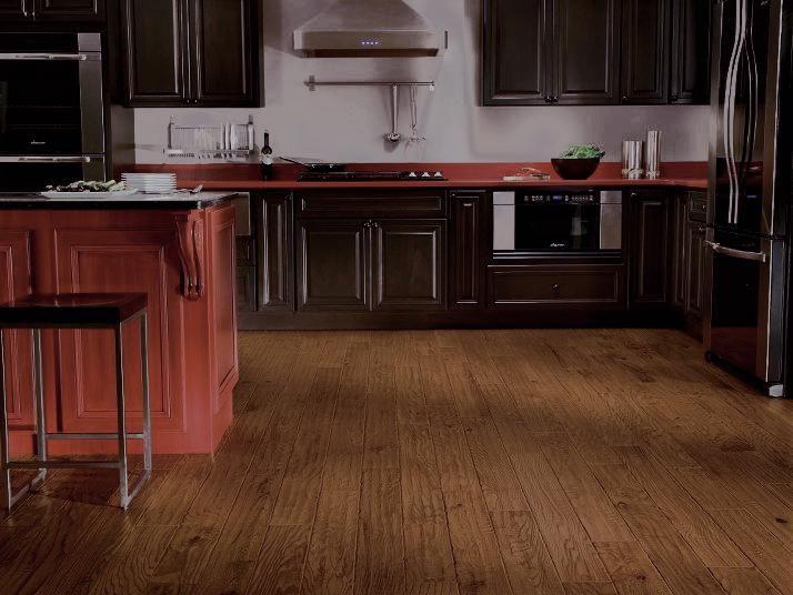 eldorado hickory deerskin bruce style engineered hardwood flooring