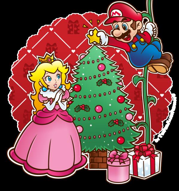 Finally It 39 S A Done Please Hope You Like Bai Merry Christmas Mareach Forever Peach Mario Super Mario Art Mario Art