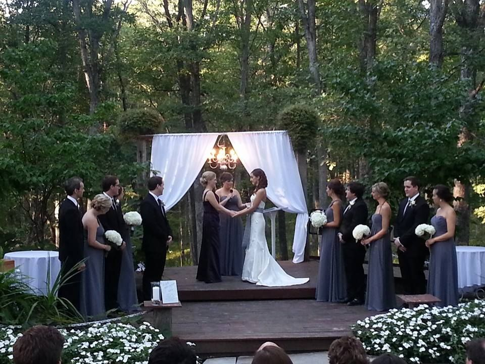 nontraditional non religious wedding ceremony used for a With lesbian wedding ceremony readings