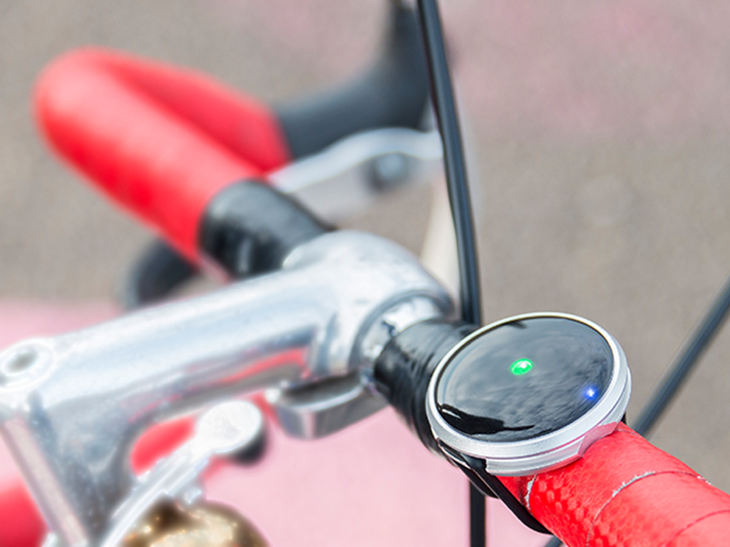 Haize Minimalist Navigation For Urban Cyclists Project Video