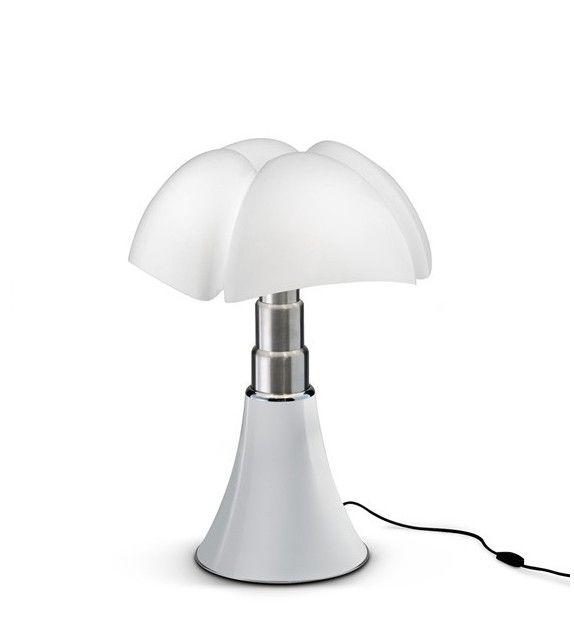 Grande lampe pipistrello design et chic de la designer Gae Aulenti