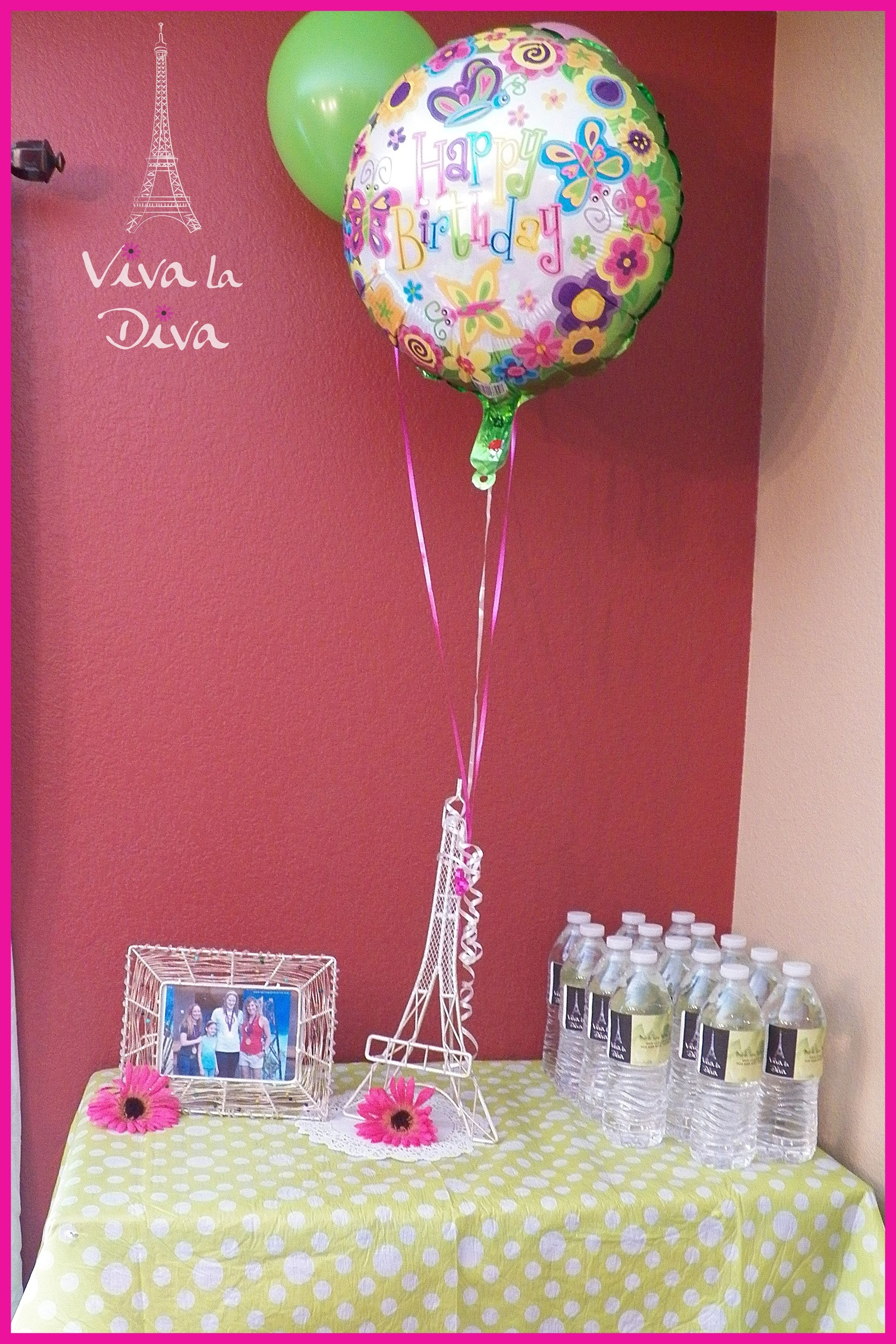 Spa Party Decorations Mobile Parties For Girls And Teens In Las Vegas Nevada