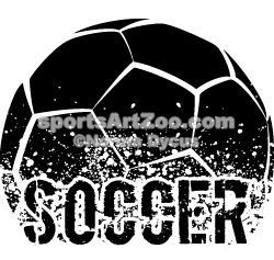 Soccer Grunge Ball Soccer Grunge Dark Grunge