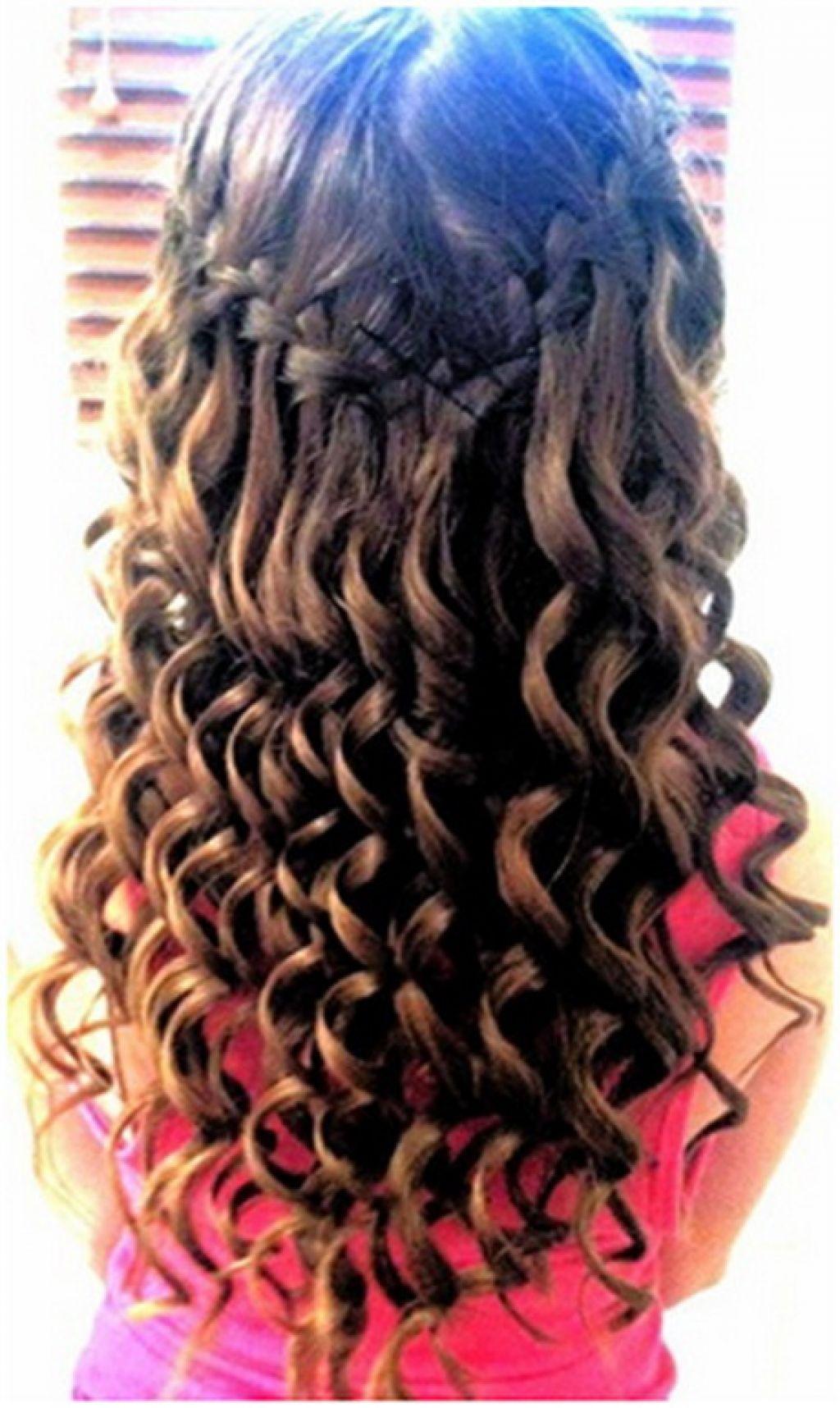 Cute Little Girls Hairstyles for Long Hair | hair styles ...
