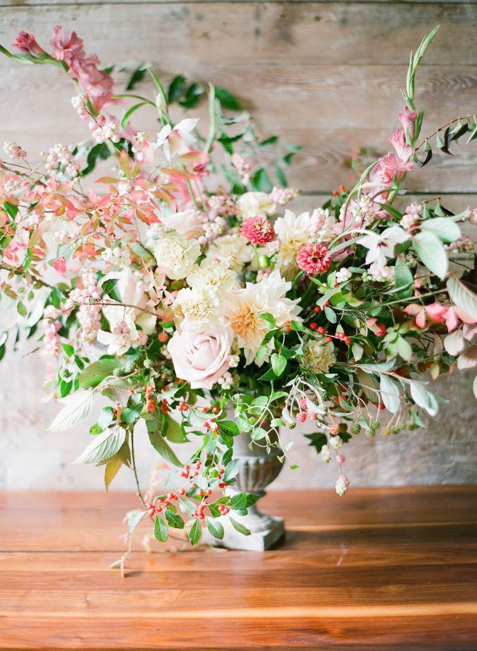 Ariella Chezar Floral Workshop At Chalk Hill Clematis Flower