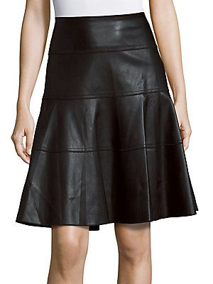 173673a84308 BAGATELLE SOLID FIT-&-FLARE SKIRT. #bagatelle #cloth # | Bagatelle ...