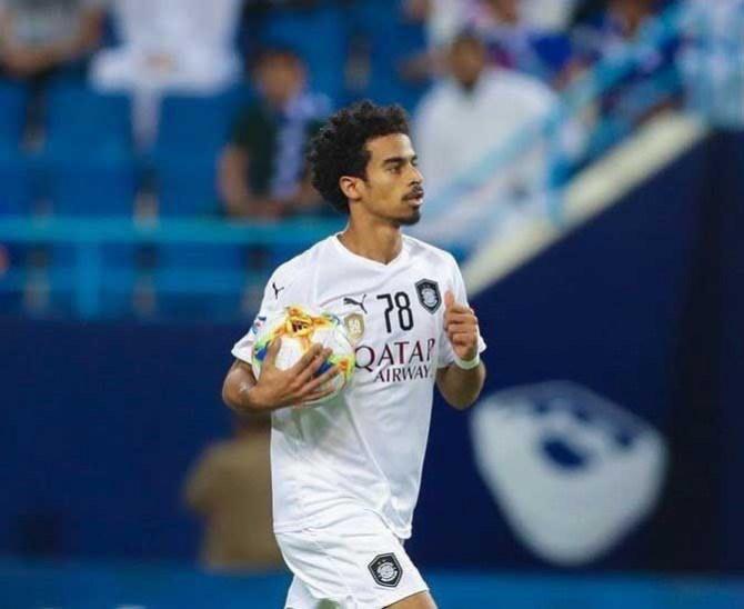 صور اكرم عفيف افضل لاعب في آسيا 2019 Mens Tshirts Mens Tops Mens Graphic Tshirt