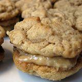 Healthy Treat: Peanut Butter Oatmeal Sandwich Cookies  - www.fitsugar.com