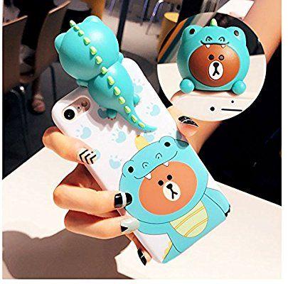 Amazon.com  UnnFiko iPhone 7 Plus Squishy Phone Case 81f1c7467
