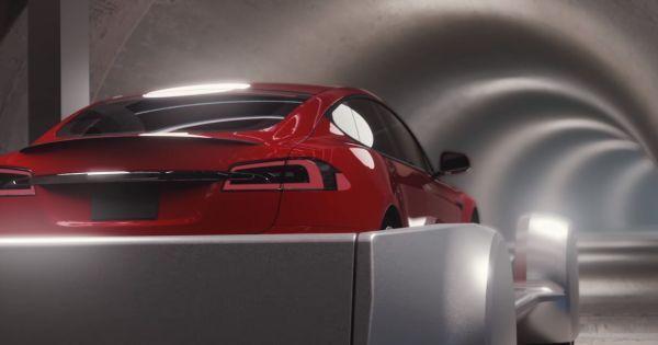 See How Elon Musk Plans To Transform Transportation With Tunnels Elon Musk Tesla Tesla Ceo