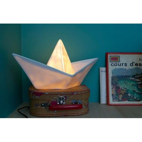 Little Boat Lamp - Reallynicethings