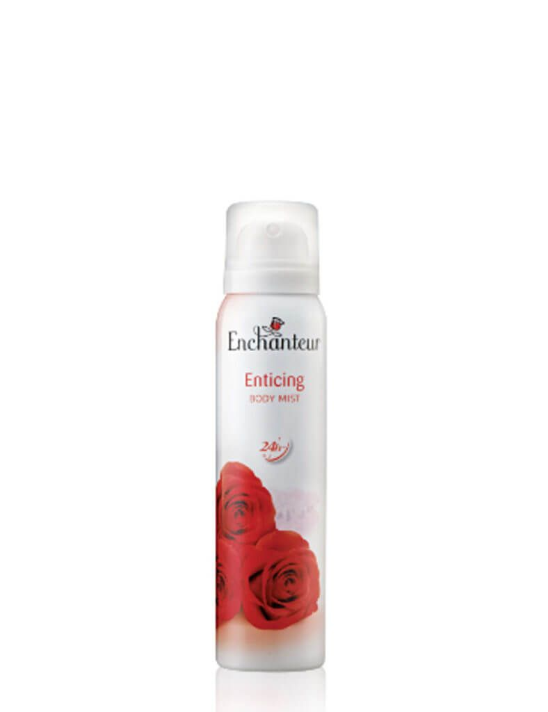 Enchanteur Enticing Body Mist 150ml Furfume Pinterest Axe Deodorant Bodyspray Apollo Twin Pack