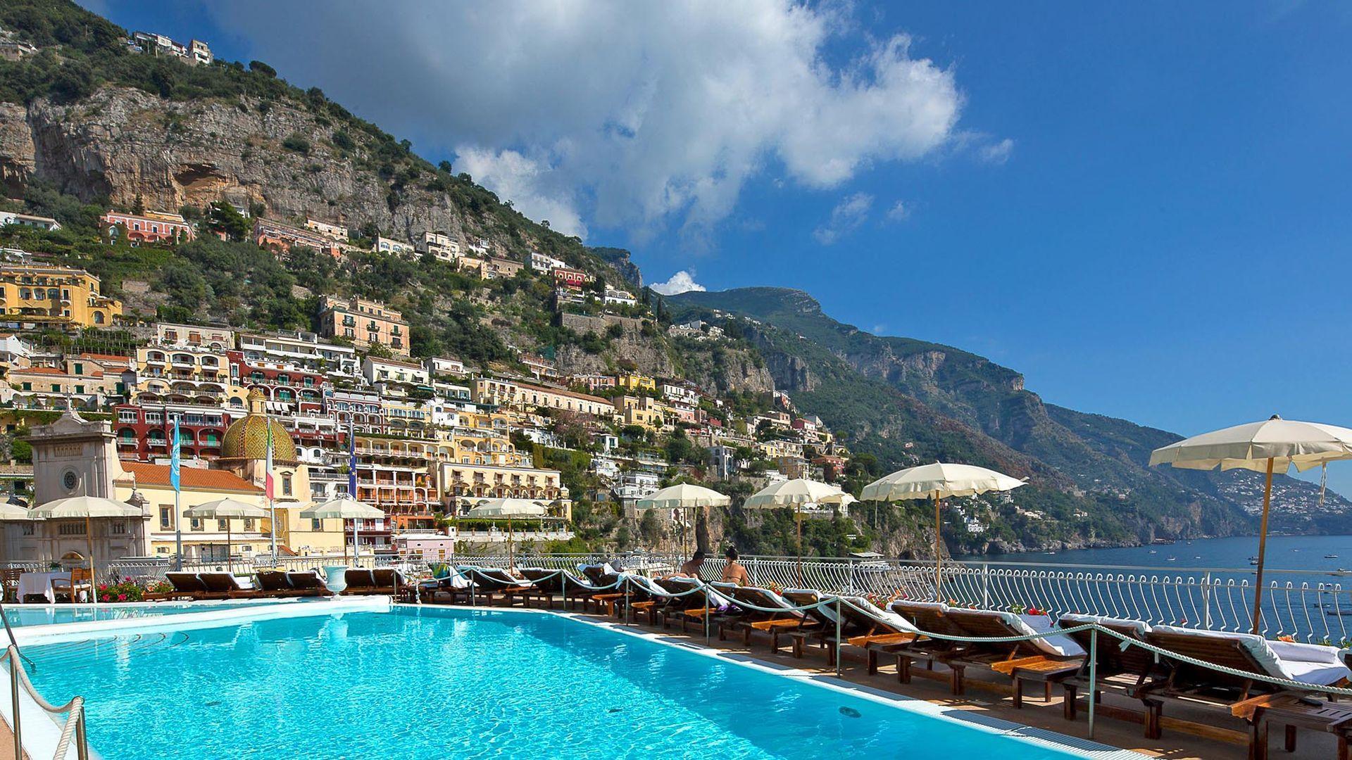 Positano Hotels 5 Star Best Luxury Hotels In Positano On The