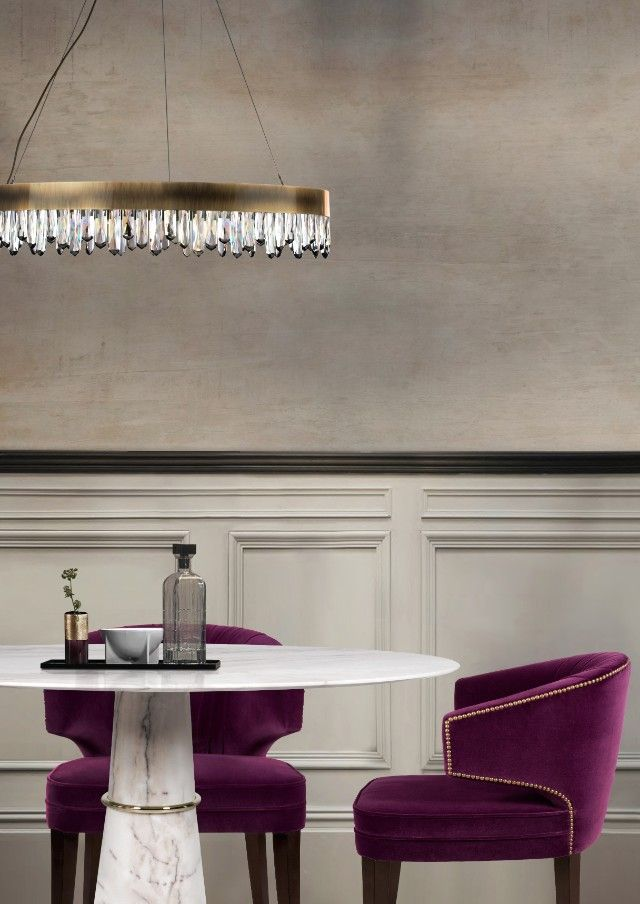 Pin by BRABBU | DESIGN FORCES on Dining Room Decor Ideas ...